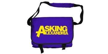 torba na ramię ASKING ALEXANDRIA - LOGO