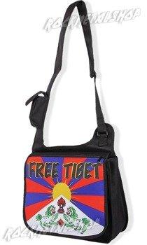 torba na ramię FREE TIBET