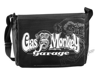 torba na ramię GAS MONKEY GARAGE - LOGO