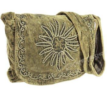 torba na ramię INDYJSKA OLIVE