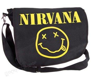 torba na ramię NIRVANA - LOGO