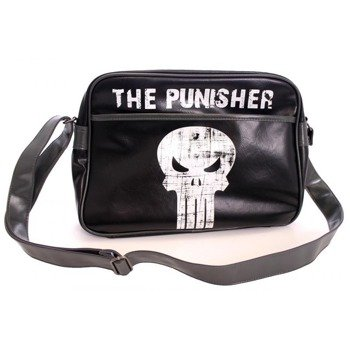 torba na ramię THE PUNISHER - LOGO BLACK