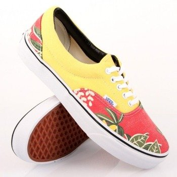 trampki damskie VANS - ERA VAN DOREN HAWAIIAN/RED
