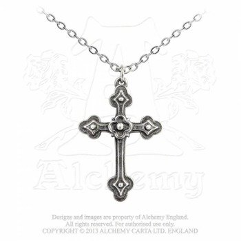 wisior DEVOTION CROSS