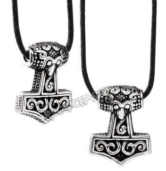 wisior THORS HAMMER, srebro 925