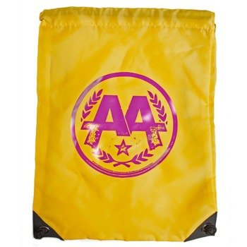 worek / plecak ASKING ALEXANDRIA - CIRCLE LOGO (YELLOW)