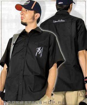 workshirt CHILDREN OF BODOM - LOGO