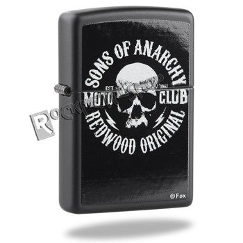 zapalniczka ZIPPO - SONS OF ANARCHY NO. 1
