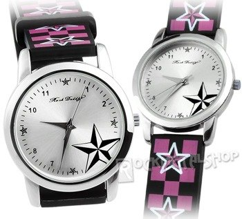 zegarek ROCK DADDY - STAR PINK