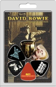 zestaw kostek DAVID BOWIE LP-DB1 (6 szt)