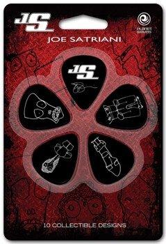 zestaw kostek JOE SATRIANI / BLACK (10 szt)