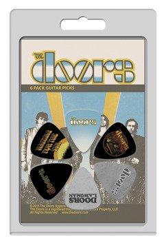 zestaw kostek THE DOORS LP-TD2 (6 szt)