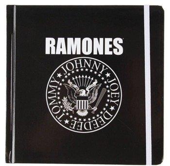zeszyt RAMONES - PRESIDENTIAL SEAL