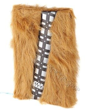 zeszyt STAR WARS - CHEWBACCA FUR