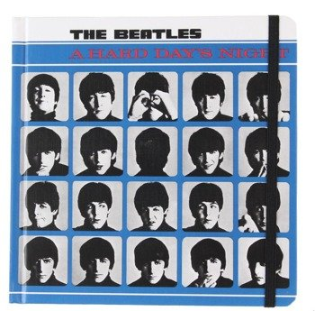 zeszyt THE BEATLES - HARD DAYS NIGHT