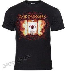 koszulka ACID DRINKERS - VERSES OF STEEL