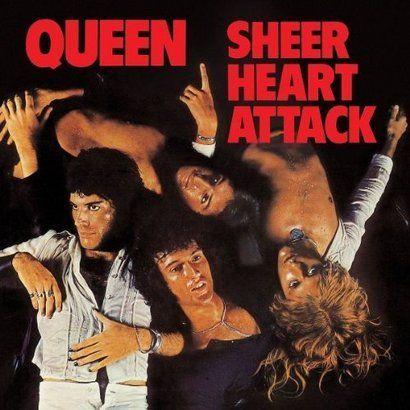 Ładowanie zdjęcia QUEEN: SHEER HEART ATTACK (CD)