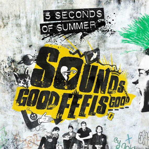 5 SECONDS OF SUMMER: SOUNDS GOOD FEELS GOOD  (CD)