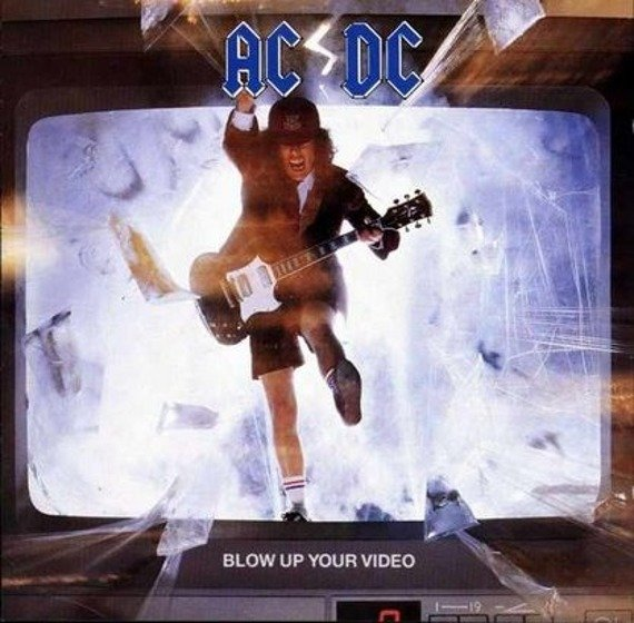 AC/DC : BLOW UP YOUR VIDEO (CD)