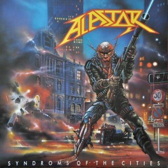 ALASTOR: SYNDROMS OF THE CITIES (CD)