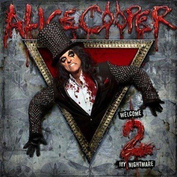 ALICE COOPER: WELCOME 2 MY NIGHTMARE (CD)