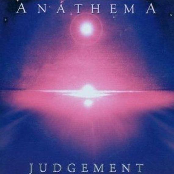 ANATHEMA : JUDGEMENT (CD)