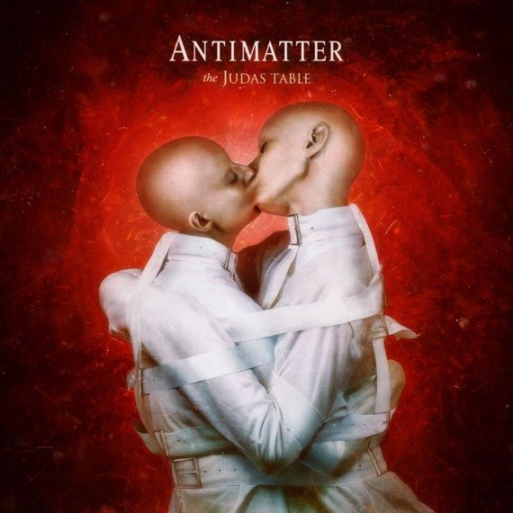 ANTIMATTER : THE JUDAS TABLE (CD)