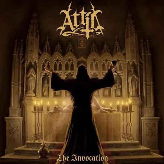 ATTIC: THE INVOCATION (CD)