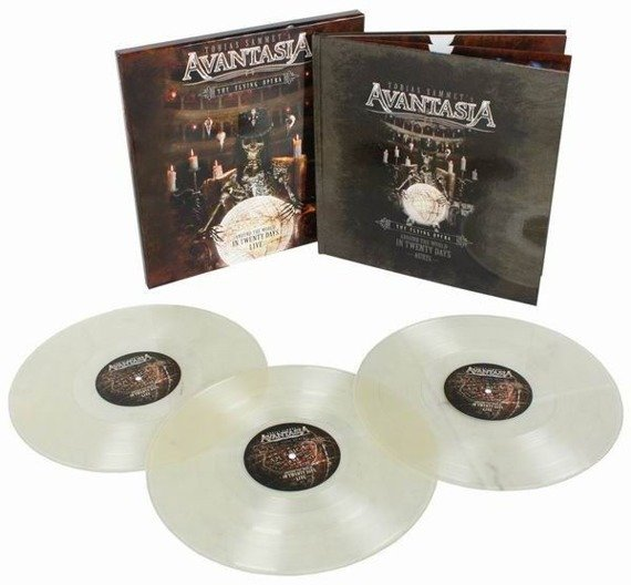 AVANTASIA: THE FLYING OPERA (3LP VINYL) BOX SET