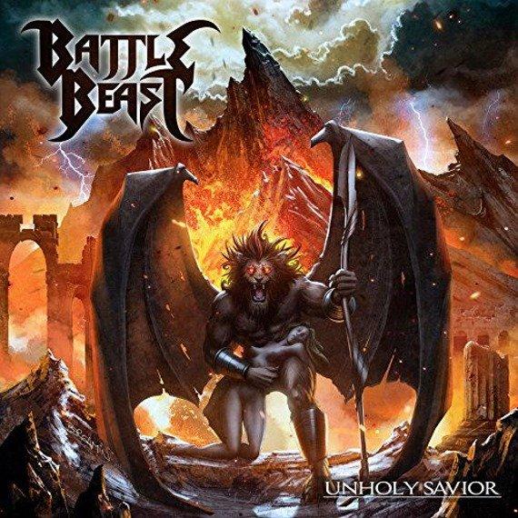 BATTLE BEAST: UNHOLY SAVIOR (CD)