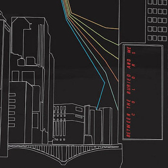 BETWEEN THE BURIED AND ME: COLORS (CD)