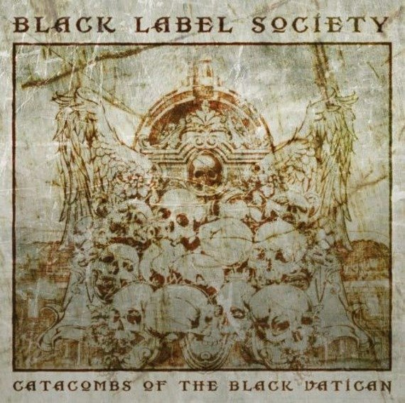 BLACK LABEL SOCIETY: CATACOMBS OF THE BLACK VATICAN (CD)