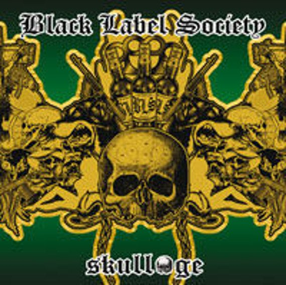 BLACK LABEL SOCIETY: SKULLAGE (LP VINYL)