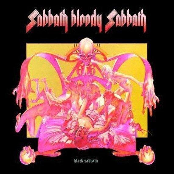 BLACK SABBATH: SABBATH BLODDY SABBATH (CD) REMASTER