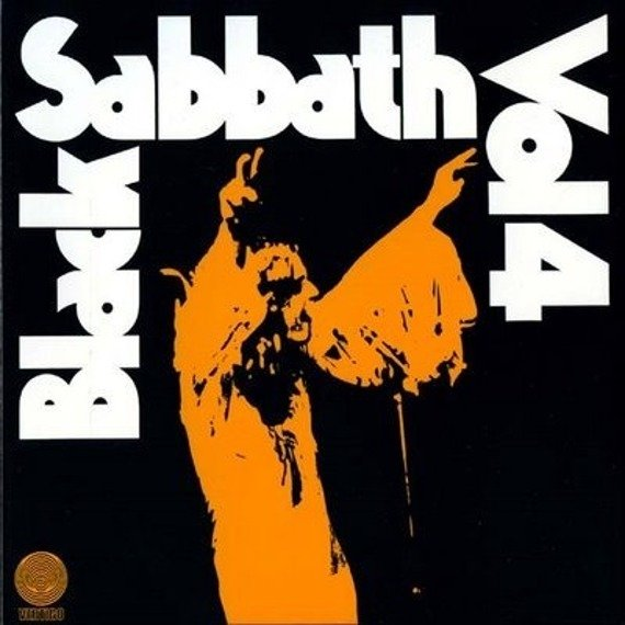 BLACK SABBATH: VOLUME 4 (CD)
