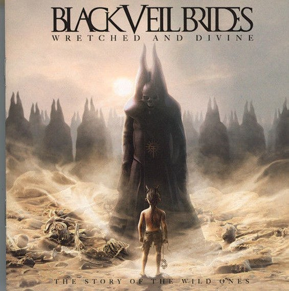 BLACK VEIL BRIDES: WRETCHED AND DIVINE - THE STORY OF THE WILD ONES (CD)