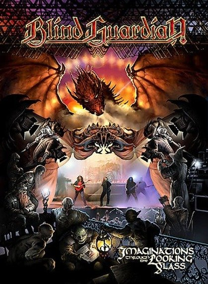 BLIND GUARDIAN: IMAGINATIONS THROUGH THE LOOKING GLASS (2DVD)