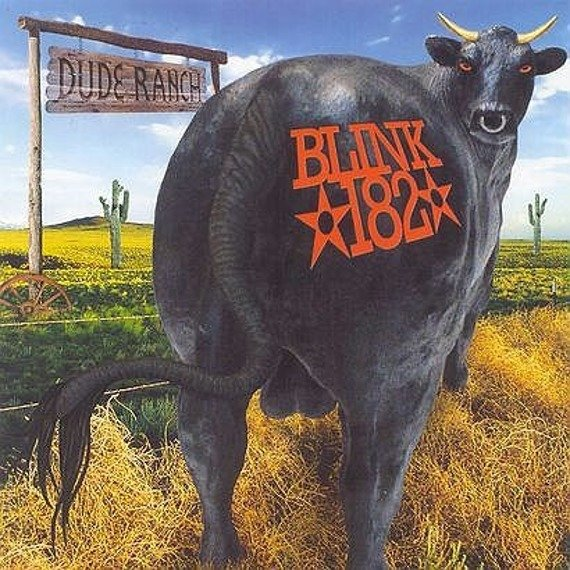 BLINK 182: DUDE RANCH (CD)
