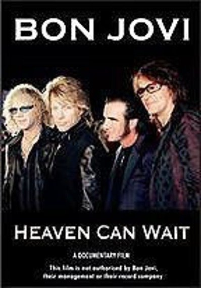 BON JOVI: HEAVEN CAN WAIT (DVD)