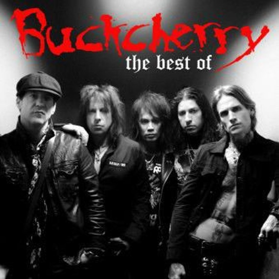 BUCKCHERRY : THE BEST OF (CD)