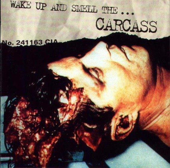CARCASS: WAKE UP AMD SMELL THE ...CARCASS (CD)