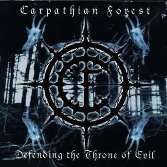 CARPATHIAN FOREST - DEFENDING THE THRONE OF EVIL (CD)