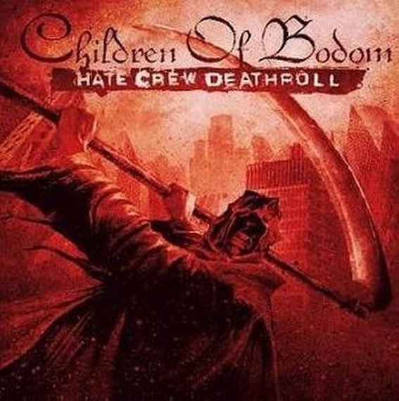 CHILDREN OF BODOM: HATE CREW DEATHROLL (CD)