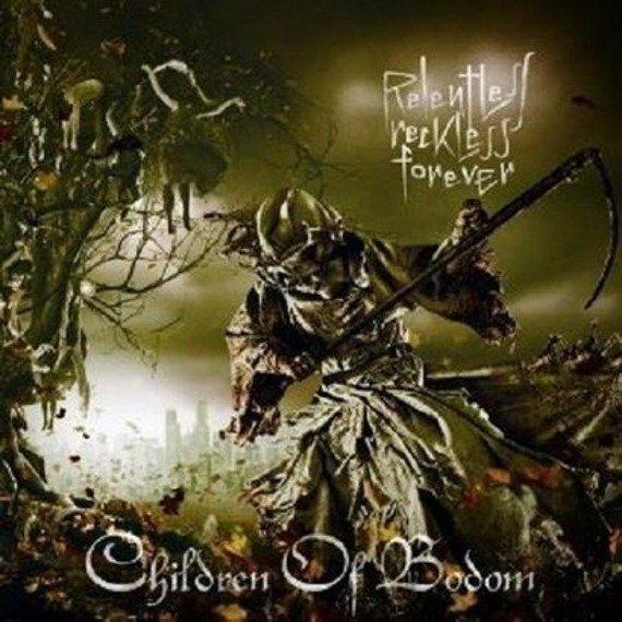 CHILDREN OF BODOM: RELENTLESS, RECKLESS FOREVER (CD+DVD)