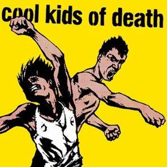 COOL KIDS OF DEATH : C.K.O.D (CD)