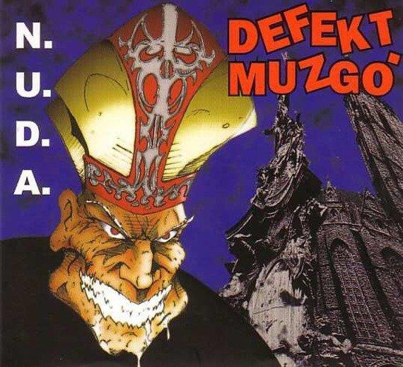 DEFEKT MUZGÓ: NUDA (CD)