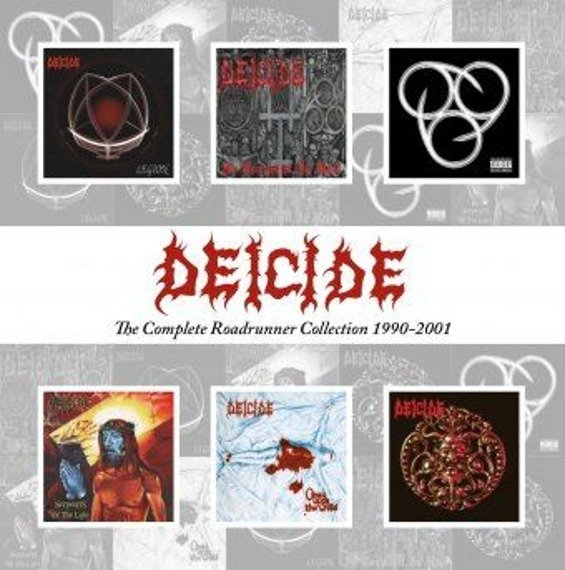DEICIDE: THE COMPLETE ROADRUNNER COLLECTION 1990-2001 (6CD)
