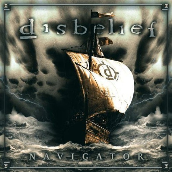 DISBELIEF: NAVIGATOR (CD)