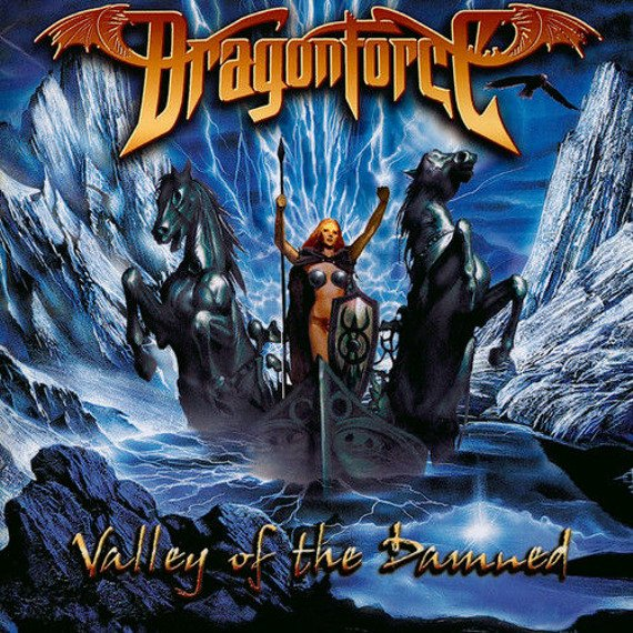 DRAGONFORCE :  VALLEY OF THE DAMNED (CD+DVD)