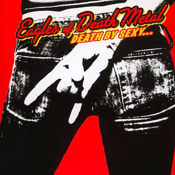 EAGLES OF DEATH METAL : DEATH BY SEXY.... (CD)